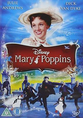 Mary Poppins  with Julie Andrews New (DVD  2013)