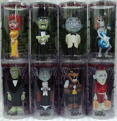 FUNKO MAD MONSTER PARTY 8 PC VINYL FIGURE SET SERIES 1 & 2 NEW