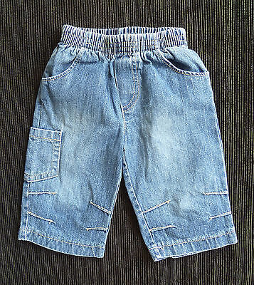 Baby clothes BOY 0-3m Early Days denim jeans I COMBINE POSTAGE! SEE MY SHOP!