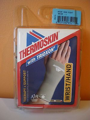 Thermoskin Thermal Wrist/Hand slide on support (RIGHT hand only)