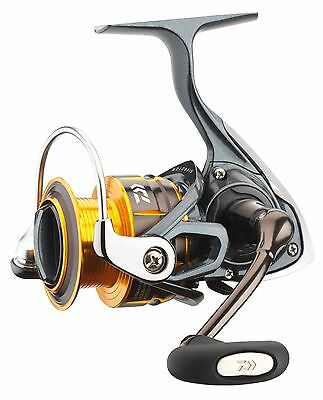 Daiwa Freams - Spinnrolle mit Frontbremse, Mag Sealed Konstruktion