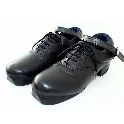 Irish JIG Heavy Dance Shoes - Genuine Leather, Padded Lining
