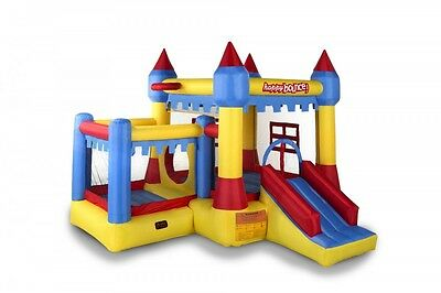 Jumping Castle Happy Bounce New Castle 5 In 1 Avyna
