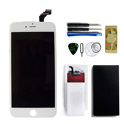 White LCD Display+Touch Screen Digitizer Assembly for iPhone 6 Plus 5.5'' OEM
