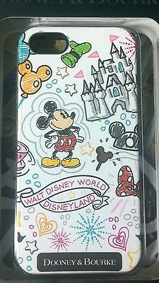 Disney Mickey Mouse DOONEY & BOURKE iPhone 5/5s Case New In Box
