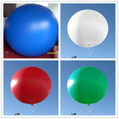 11ft 3.3m Giant Inflatable Advertising Round Balloon/Flying ceremony Party/Logo