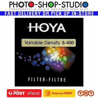 Hoya 72mm Variable Neutral Density ND3-400 1.5-9 Stop Reduction Filter #H05555