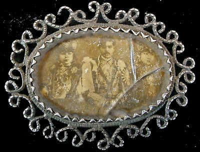 SILVER MEDALLION WITH NEPAL KING19TH CENTURY A/D #x5614