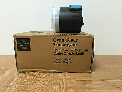 Genuine 6R90281 Xerox CYAN Dry Ink Toner DocuColor 12 Document Centre Color 50