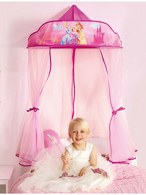 CAMERETTA Disney Princess Hanging Bed Canopy