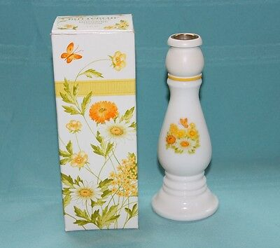 Avon Vintage Buttercup Candlestick Moonwind Cologne    NIB (1st Issue)