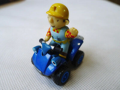 Bob the Builder Bob with Scrambler Metal Toy Car New Loose Buy 3 Get 1 Free