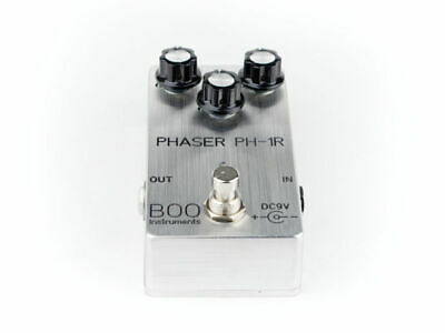Boo Instruments Phaser PH1R PH-1 PH-1R Phase Shifter 45 90 100 uses boss supply