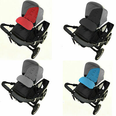 Footmuff For Bugaboo Donkey Cosy Toes Liner Stroller Pushchair