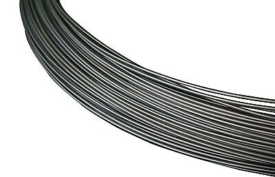 Titanium Round Wire Grade 1 (99.67%)  0.2mm to 5.0mm