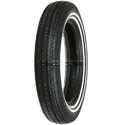 New Shinko Classic 240 Double White Wall Front Rear MT90-16 Motorcycle Tire 74 H