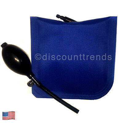 Air Wedge Alignment Pry Tool Inflatable Shim Air Cushioned Powerful Hand Pump