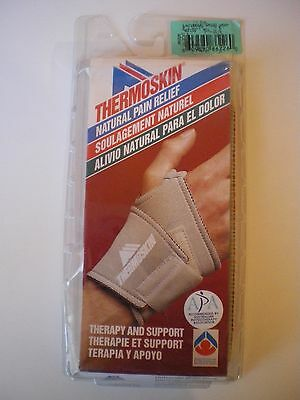 Thermoskin Universal Wrap Wrist support Neoprene Beige XL size