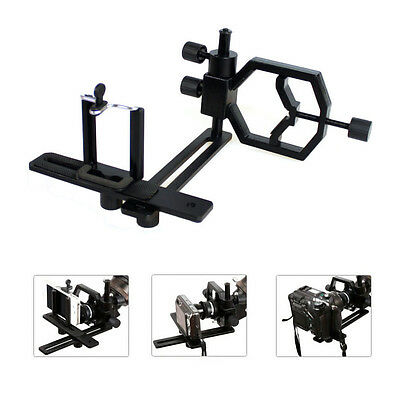 Stand Metal Spotting Scopes Telescope Mount Bracket For Digital Camera Universal