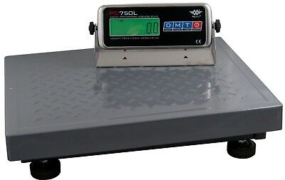 Paketwaage MyWeigh PD750L PD750 L - 340kg x 100g Versandwaage digital scale