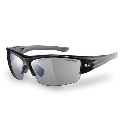 Sunwise Evenlode Black With 4 Different Interchangeable Lenses