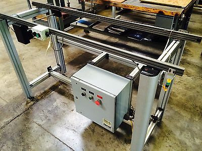 "Flextek 60"" Conveyor.  PCB SMT"