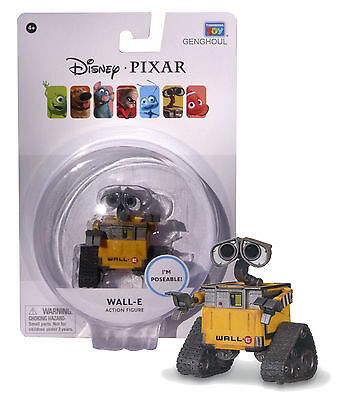Disney*pixar Wall-E Poseable Action Figure Mint On Card