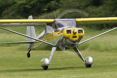 1/5 Scale Luscombe Silvaire  Giant Scale RC AIrplane Rolled Plans