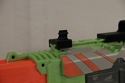 3D Printed -- Nerf Iron Front Sight for Nerf Dart Gun Blaster