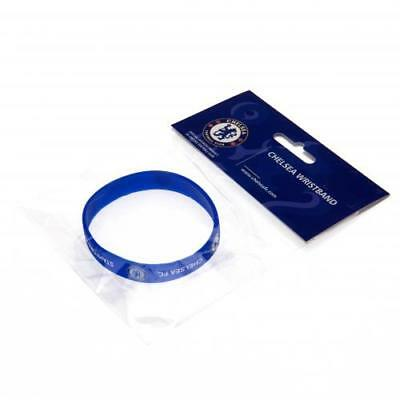 Chelsea Football Club Silicone Wristband Official FC New