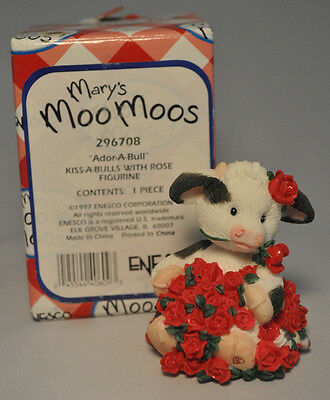 Mary's Moo Moos - Ador-A-Bull - 296708 - Be My Valentine