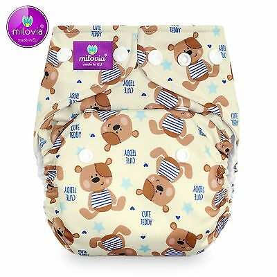 Milovia Coolmax Pocketwindel One Size Stoffwindeln Pocket Windeln Baby Windel