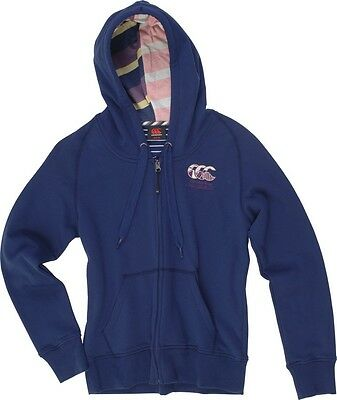 Veste Zippée Canterbury Uglies femme Hoody Neuf Taille S