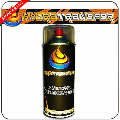 Activador Hydrographics, Spray 400ml Water Transfer Printing Activator.
