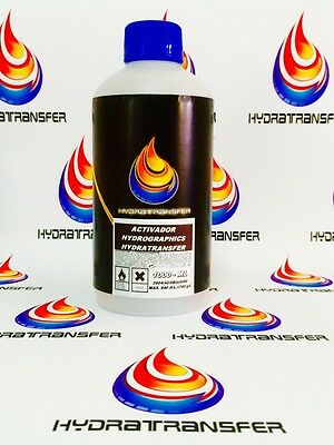 Activador Hydrographics,1000ml Water Transfer Printing Activator.
