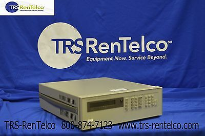 AGILENT 6622A DUAL 50V/4A 160W w/option 750 Protection and Relay Control