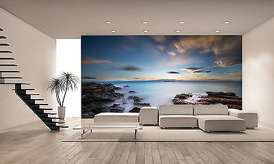 SEASCAPE OCEAN Wall Mural Photo Wallpaper GIANT DECOR Paper Poster Free Paste