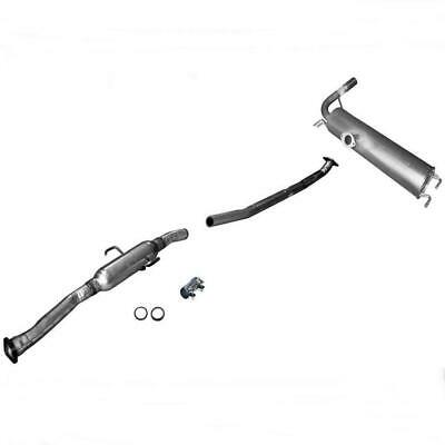 100% Brand New Muffler Pipe Exhaust System for Toyota Rav4 2.0L 2001 to 2003