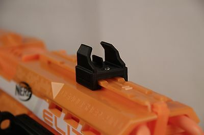 3D Printed -- Nerf Trans Front Sight for Nerf Dart Gun Blaster
