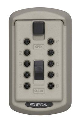 KIDDE - #001414 S6CLAY KeySafe Slimline 2-Key Push Button, Clay