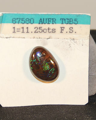 Boulder Opal Cabochon 19x13mm Free Form over 11cts (5056)
