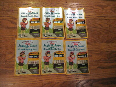 Junie B Jones and the Stupid Smelly Bus Guided Reading Teacher 6 NEW Books