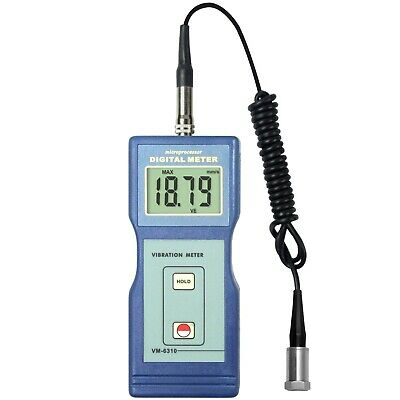 New VM-6310 Digital Vibration Meter,Tester,Analyzer,Vibrometer