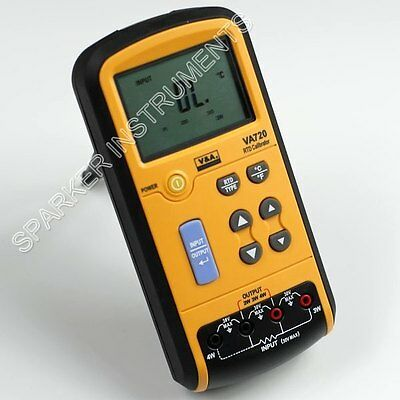 Digital Multi-Type RTD Process Calibrator(720),7 RTD