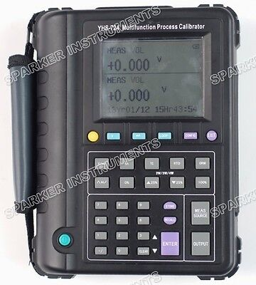 Brand New YHS-724 Signal Source RTD Thermocouple Process Calibrator Meter Tester