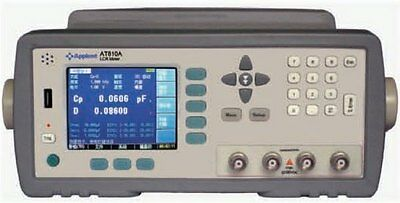 Brand New AT810A Digital Precision LCR Meter Tester Range 10Hz - 20kHz