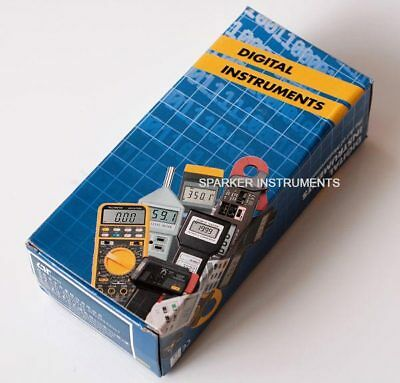 NEW Electromagnetic Field Tester,EMF Meter w/Separate Probe