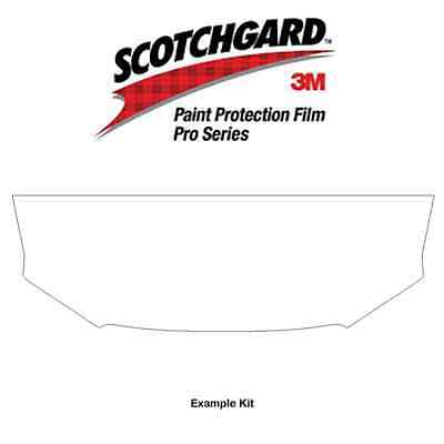 Clear Bra Pre-Cut Partial Hood ALL VEHICLES! 3M Scotchgard Pro Paint Protection