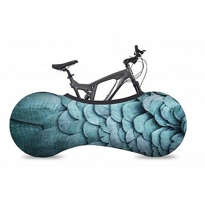 """Velosock """"Feathers"""". Premium bicycle cover. Fits any adult bike size and brand"""