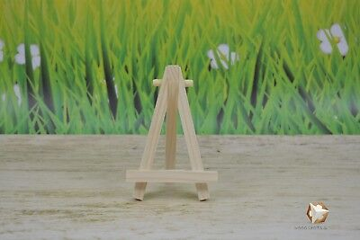 Mini Wooden Easel 5''  For Wedding, Name Holder Or Table Number